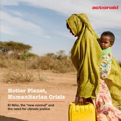 Action Aid International – El Nino