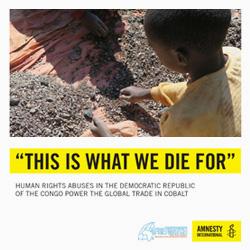 Amnesty International – Cobalt