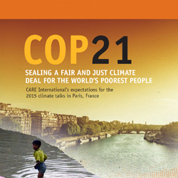 Care International – COP21