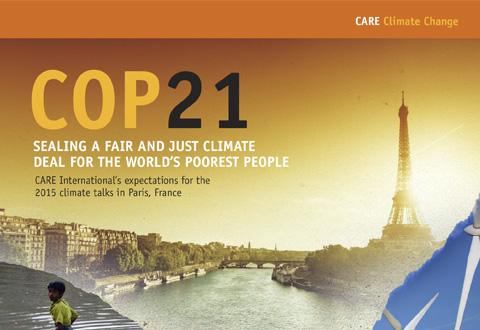 Care International – COP21