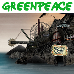 Greenpeace Coal World
