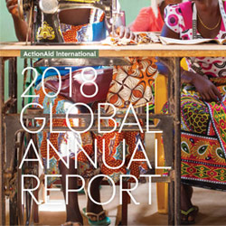 ActionAid Annual Review